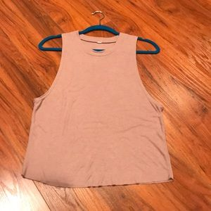 ALO Yoga Tops - Alo yoga heatwave tank in smoky blush
